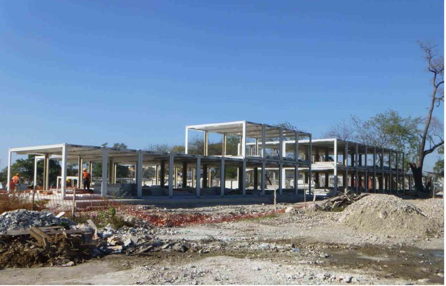 Monaco collectif ha ti etat d 39 avancement du projet de for Projet de construction