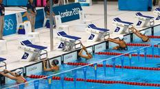 tache natation jeux olympiques