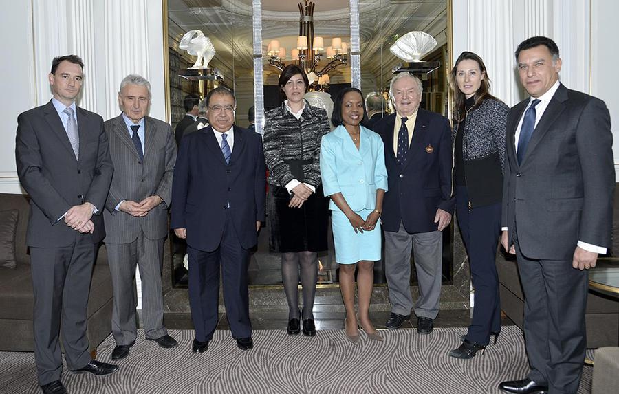 Accr ditation d 39 ambassadeurs actualit s monaco l - Cabinet de conseil en developpement international ...