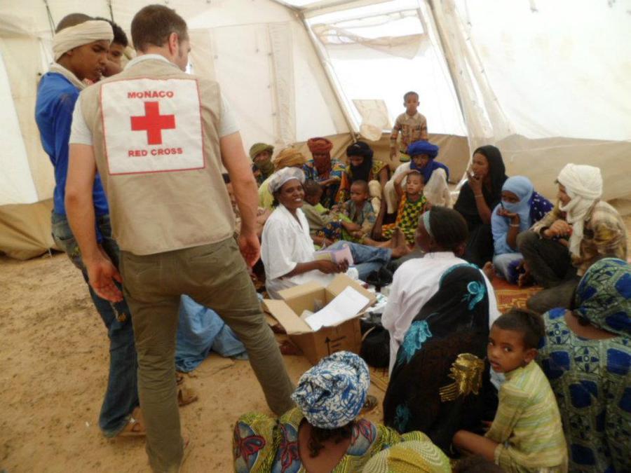 Mali - Burkina Faso - Aide Humanitaire d'Urgence en faveur des ...