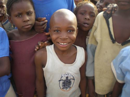 Enfants Niger