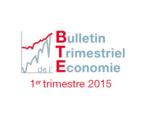 Couverture BTE 1T 2015