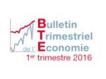Couverture BTE 1T 2016