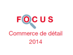 Couverture Focus Commerce de détail 2014
