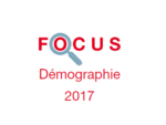 Couverture Focus Démographie 2017
