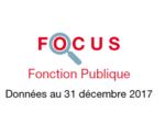 Couverture Focus Fonction publique 2017