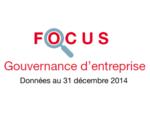 Couverture Focus Gouvernance d'entreprise 2014