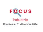 Couverture Focus Industrie 2014