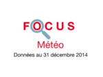 Couverture Focus Météo 2014