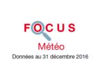 Couverture Focus Météo 2016