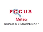 Couverture Focus Météo 2017