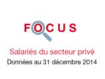 Couverture Focus Salariés 2014