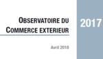 Couverture Observatoire Commerce extérieur 2017