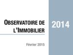 Couverture Observatoire Immobilier 2014