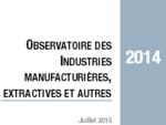 Couverture Observatoire Industrie 2014