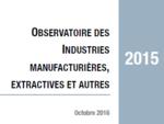 Couverture Observatoire Industrie 2015