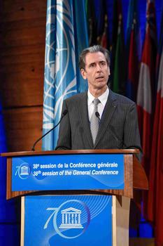 38e Conférence générale UNESCO. ©DR - ©DR
