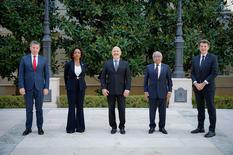 Accréditations ambassadeurs 14-10-2021 - © Michaël Alesi - Direction de la Communication