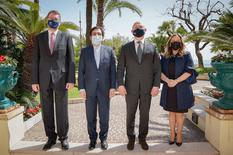 Diplomatie : de nouveaux Ambassadeurs accrédités  Iran – Lettonie - Honduras