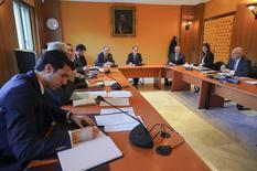 Commission Examen Rapports Contrôle Siccfin - © Michael Alesi – Direction de la Communication