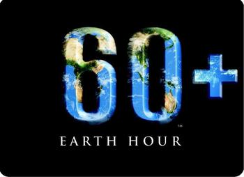 Logo Earth Hour © DR  - Earth Hour © DR
