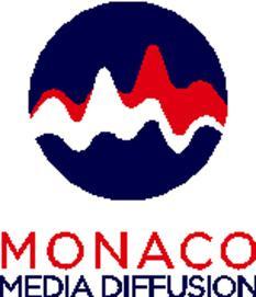 Logo Monaco Media Diffusion