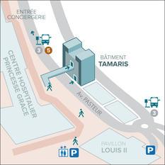 Plan Tamaris - Copyright- Centre de Presse