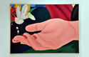 Voir la photo - © - Direction de la Communication - Charly GalloLégende photo : Tom Wesselmann Gina's Hand, 1972-82 Huile sur toile © The Estate of Tom Wesselmann/Licensed by VAGA, New York