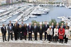 Visite délégation UE - ©Direction de la Communication/Manuel Vitali