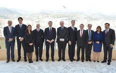 Visite du sous secr taire d etat italien aux affaires - Cabinet du ministre des affaires etrangeres ...