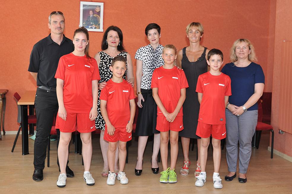Rentrée scolaire 2014 : une nouvelle tenue sportive pour les élèves